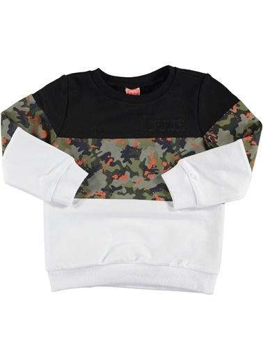Koton Kids Sweatshirt Haki
